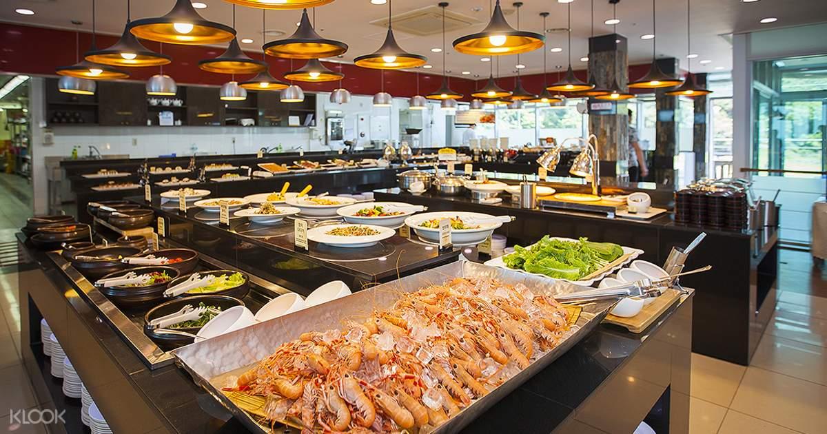 Shangri-La's Seafood Buffet - Klook