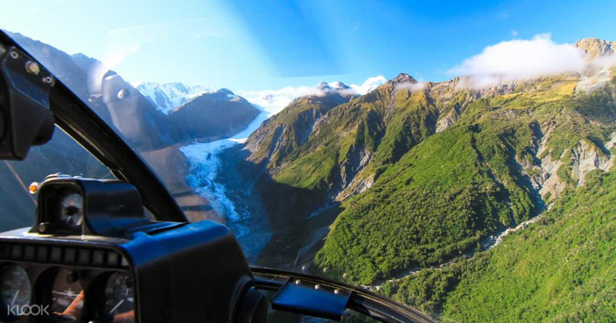 Flying Fox Helicopter Hike - Klook
