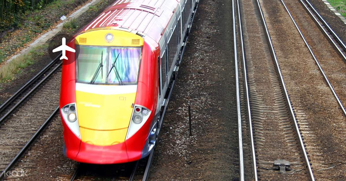 Gatwick Express Standard and First Class Tickets in London
