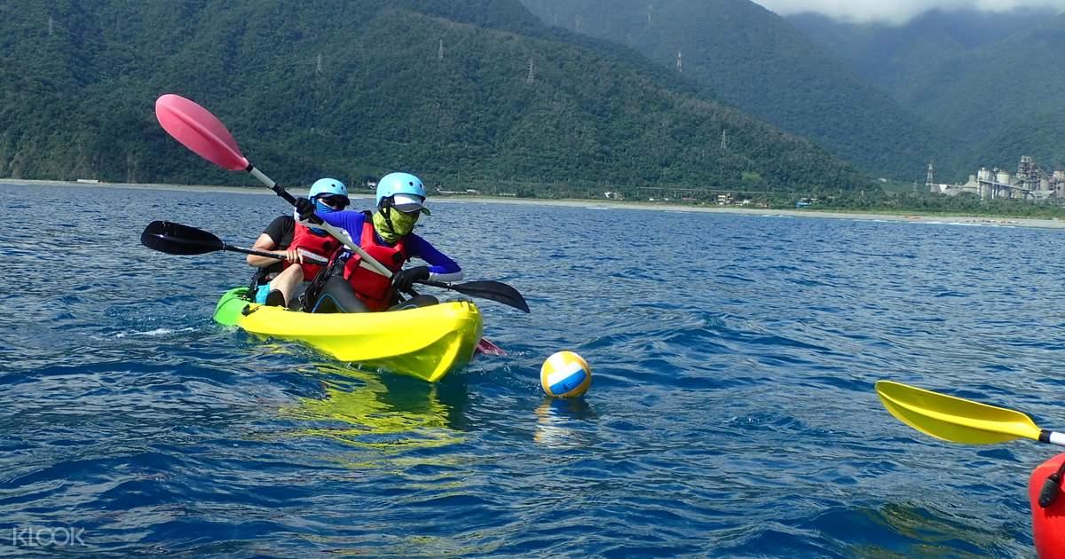 Dong'ao Bay Sea Cave Kayaking - Klook