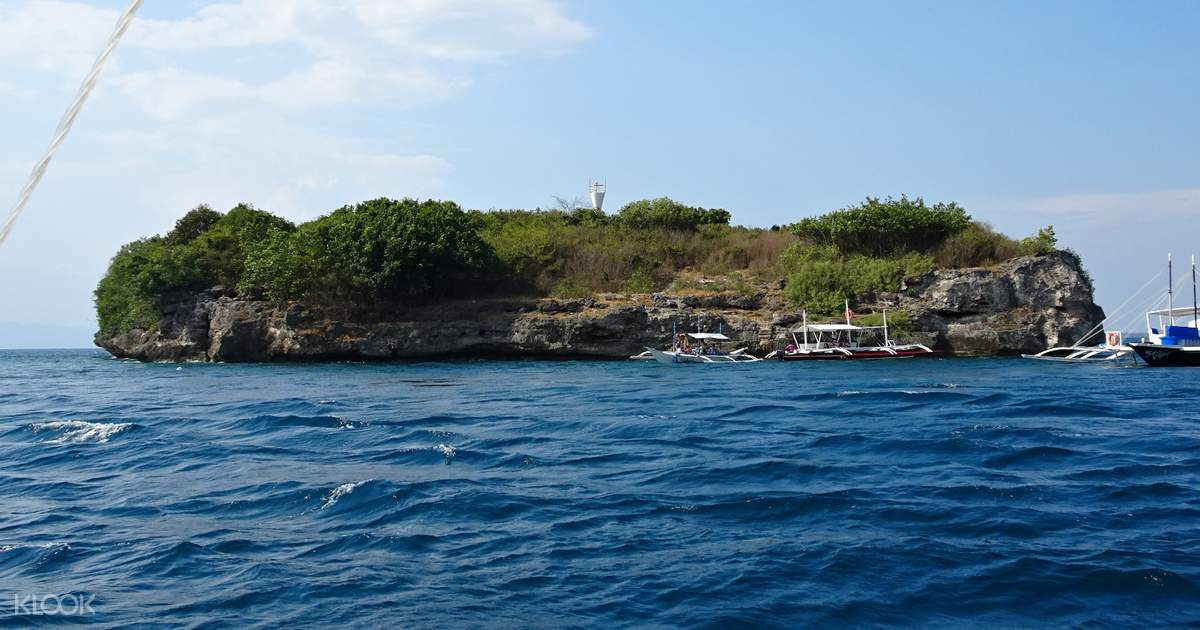 Moalboal Island Hopping Canyoneering Join In Tour from