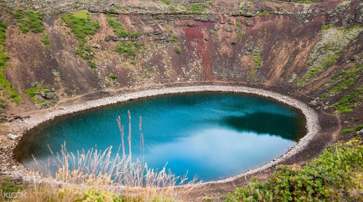 冰島凱斯利火山口