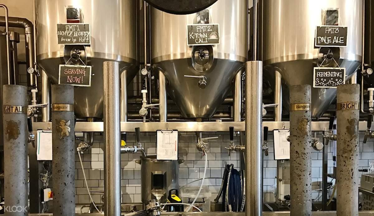 香港精酿啤酒,香港酒吧,香港美食