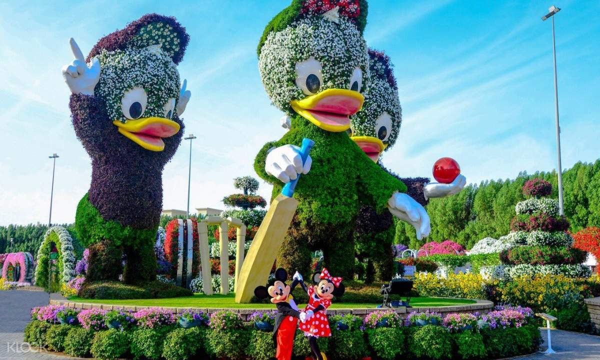 Up To 25 Off Miracle Garden Ticket In Dubai Klook India