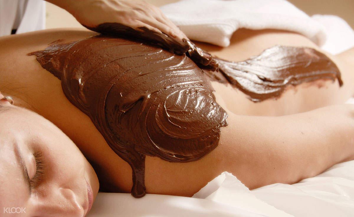 巧克力全身SPA