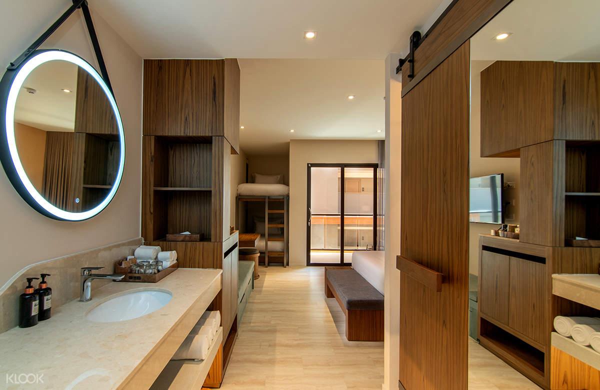 Pamookkoo Resort - Family Room
