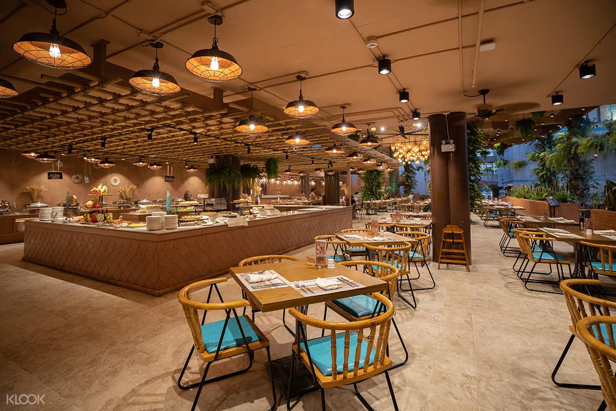 Pamookkoo Resort - Breakfast