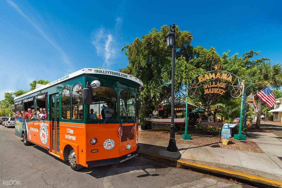 key west city tours from miami