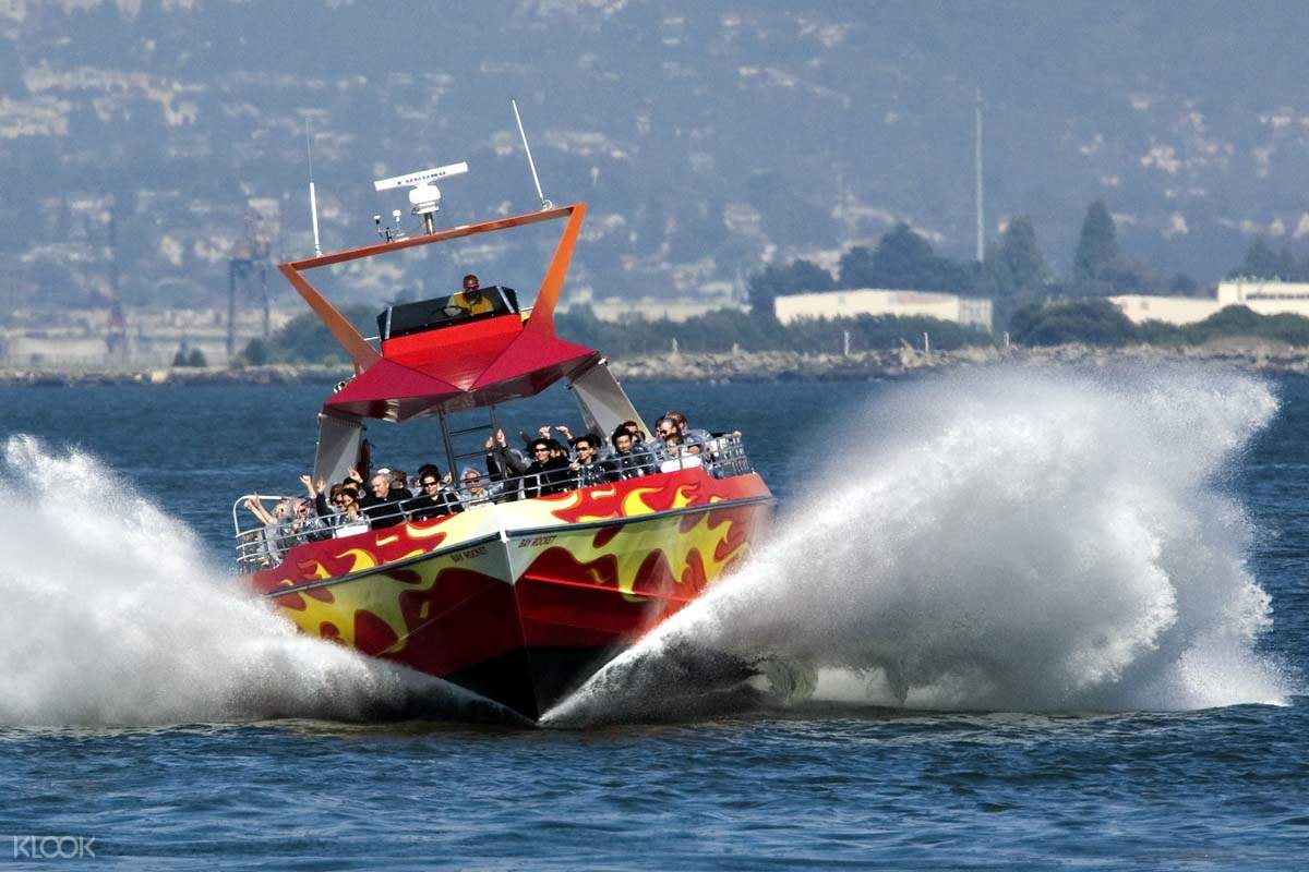 rocketboat experience ticket