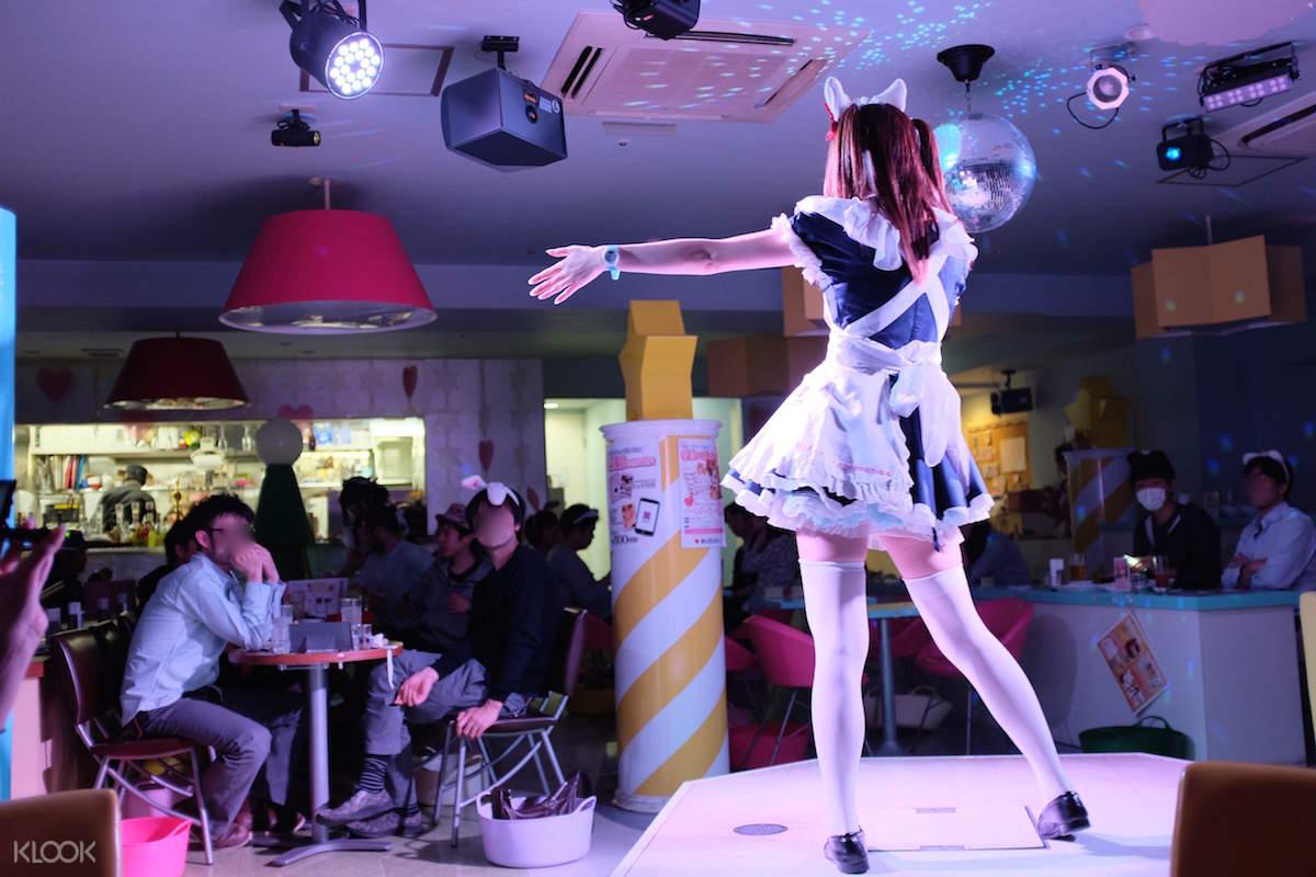 Maidreamin Maid Cafe Tokyo