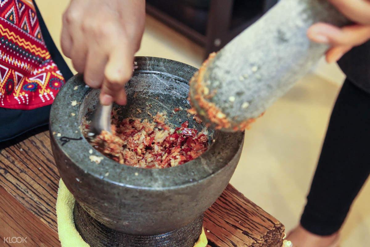 Bangkok cooking class