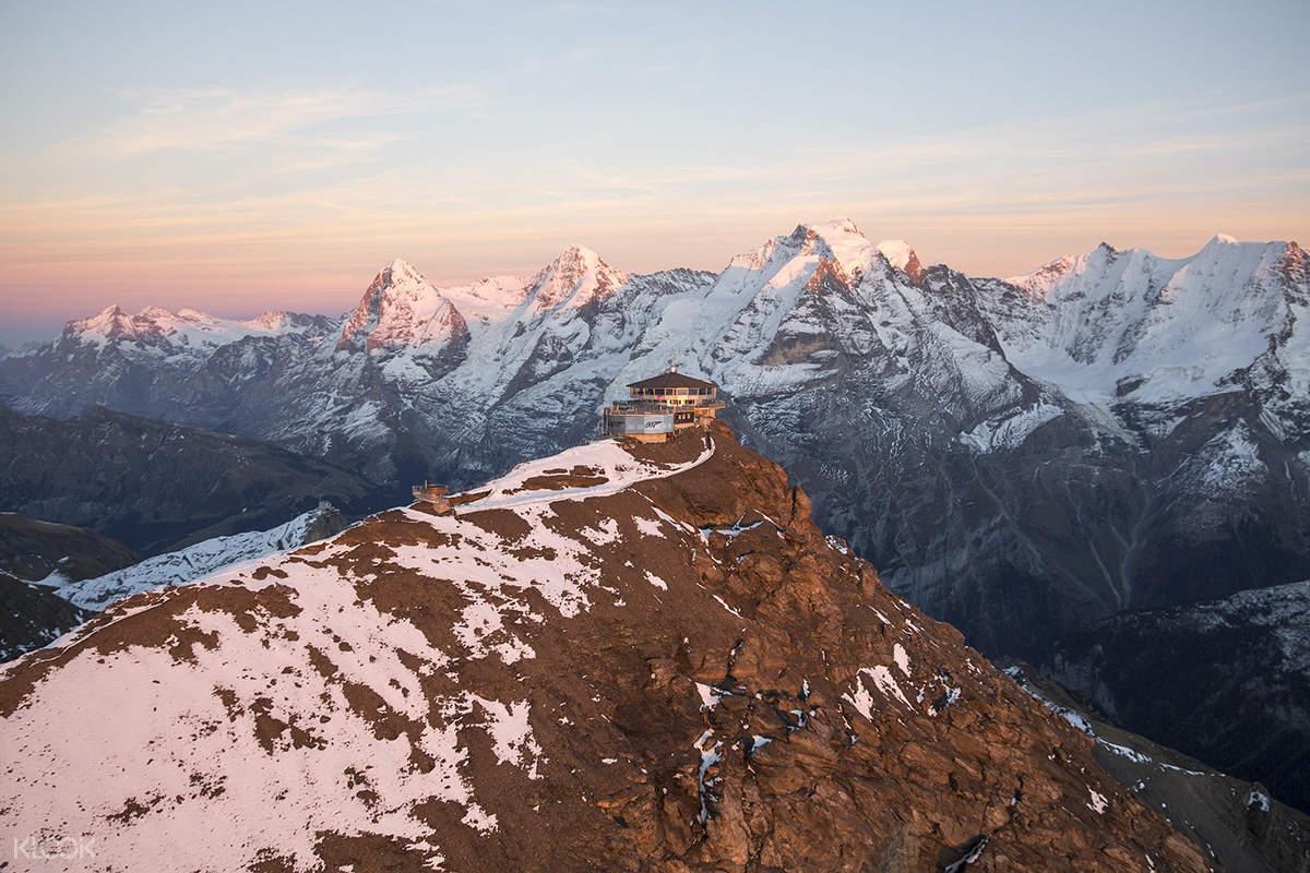 Schilthorn summit