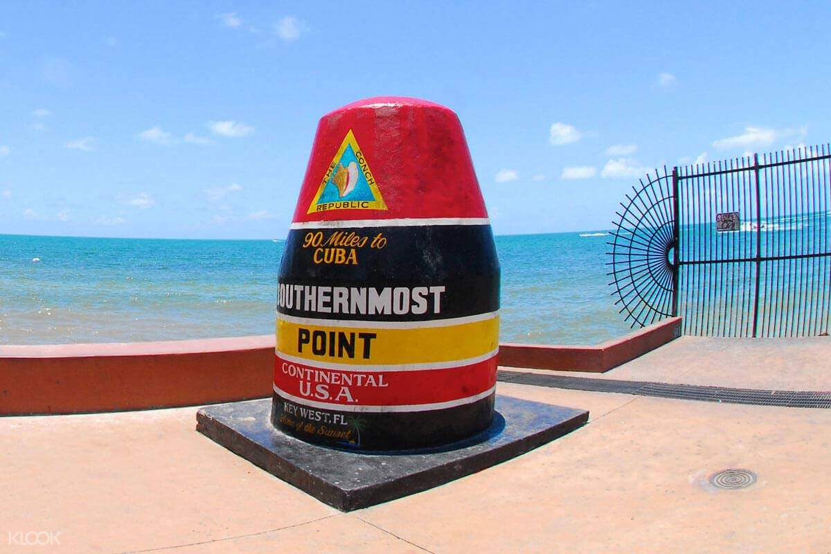 Southernmost Point of the USA