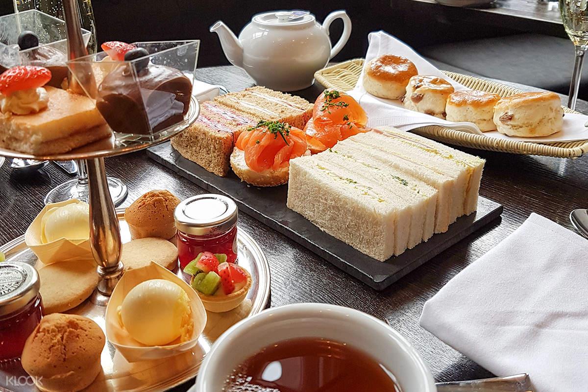 倫敦下午茶