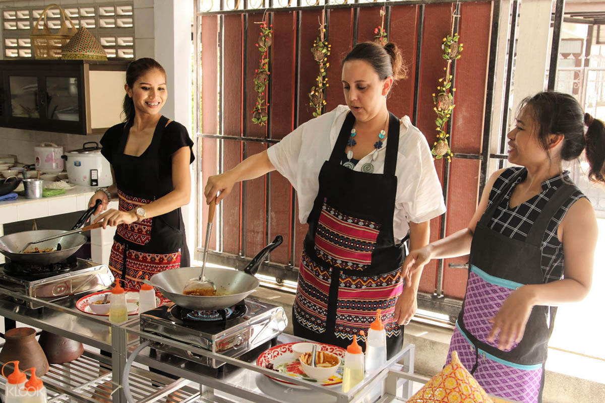 cooking schools in Bangkok