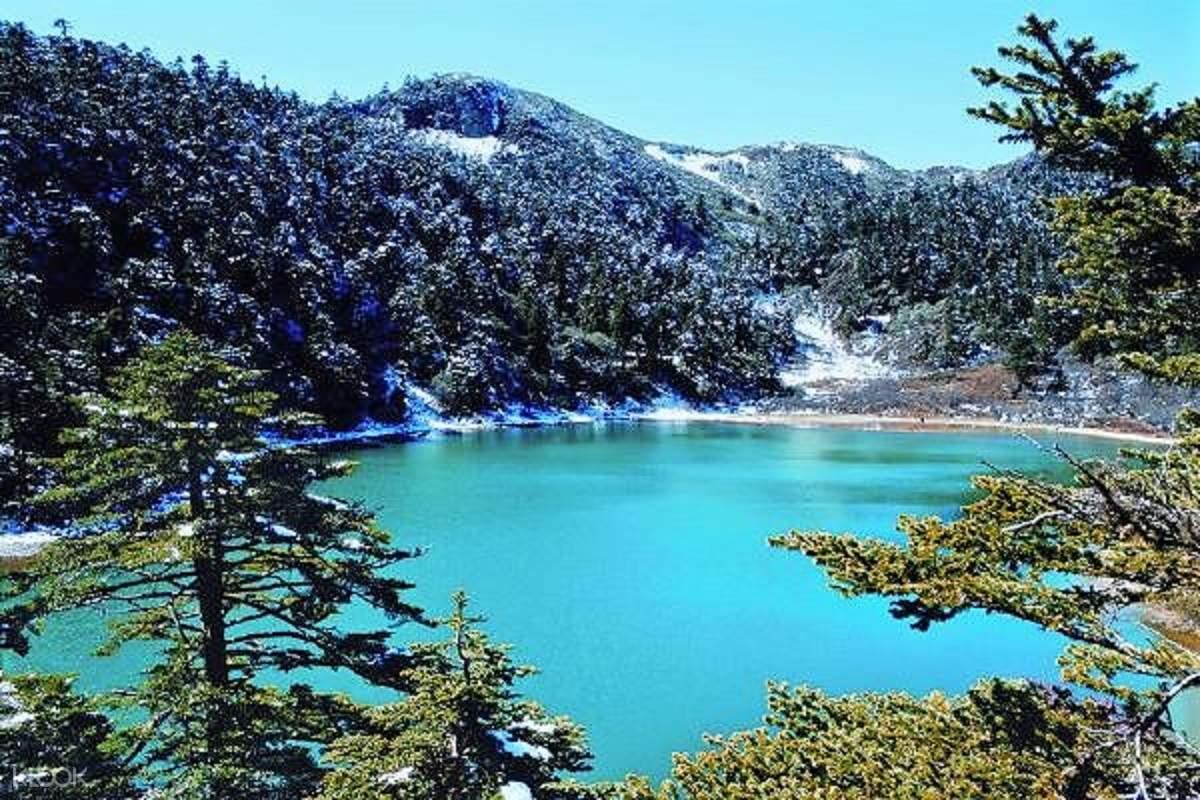 Shika Snow Mountain in Shangri-La
