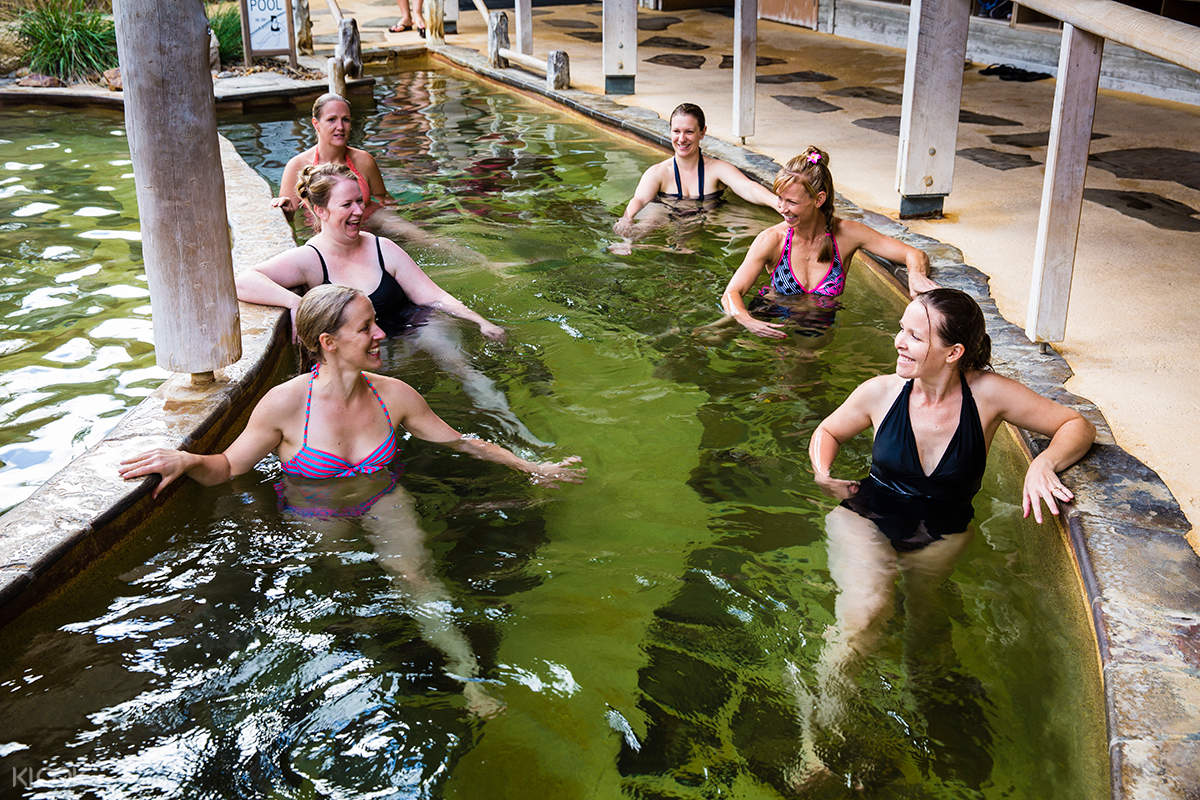 peninsula hot springs bath house victoria