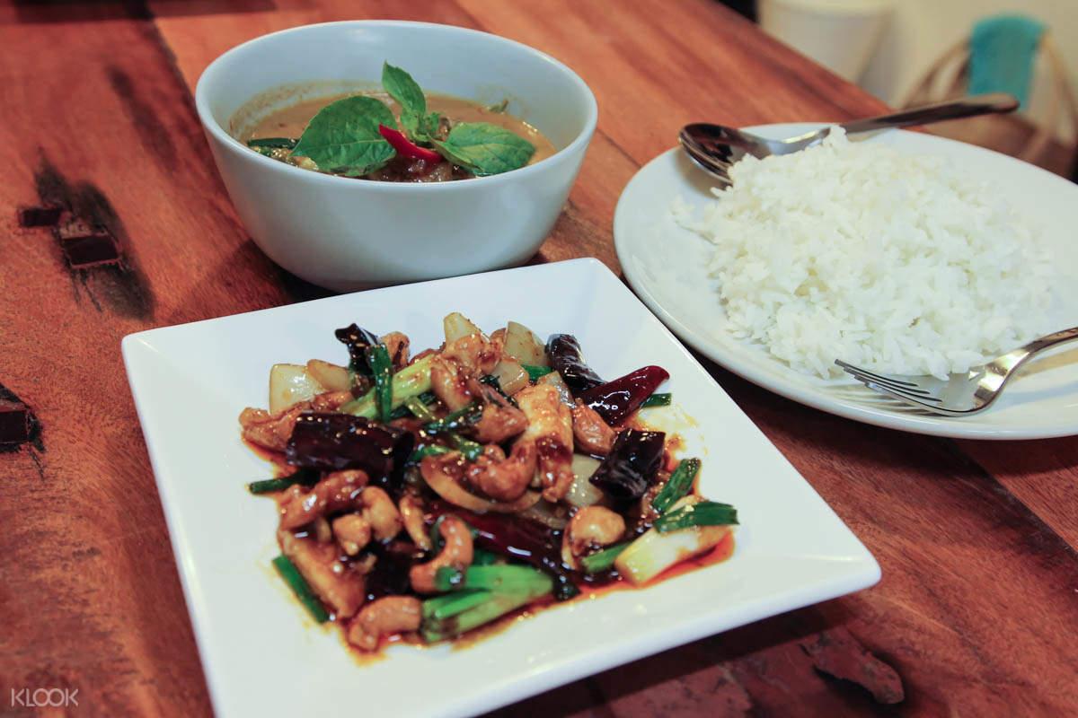 泰餐課程,曼谷烹飪課,曼谷泰式烹飪課,曼谷特色體驗,曼谷美食