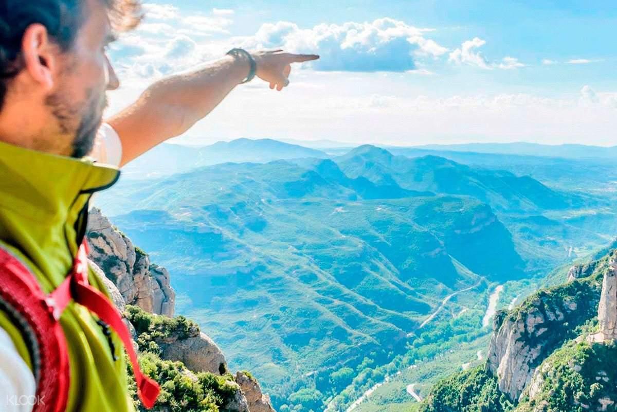 蒙塞拉特山,蒙塞拉特山修道院,蒙塞拉特山健行,蒙塞拉特山半日游