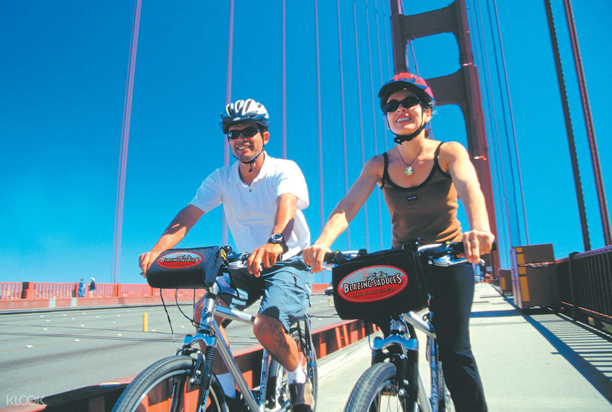 san francisco bike rentals