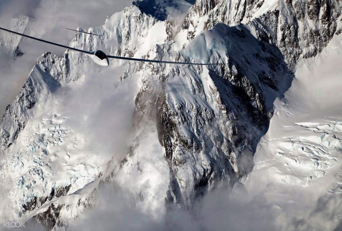 ultimate high alpine flight