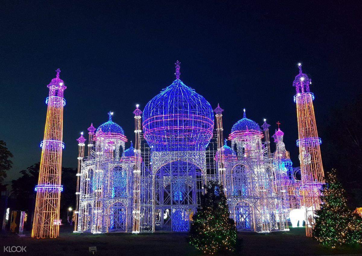 忠州夜燈樂園