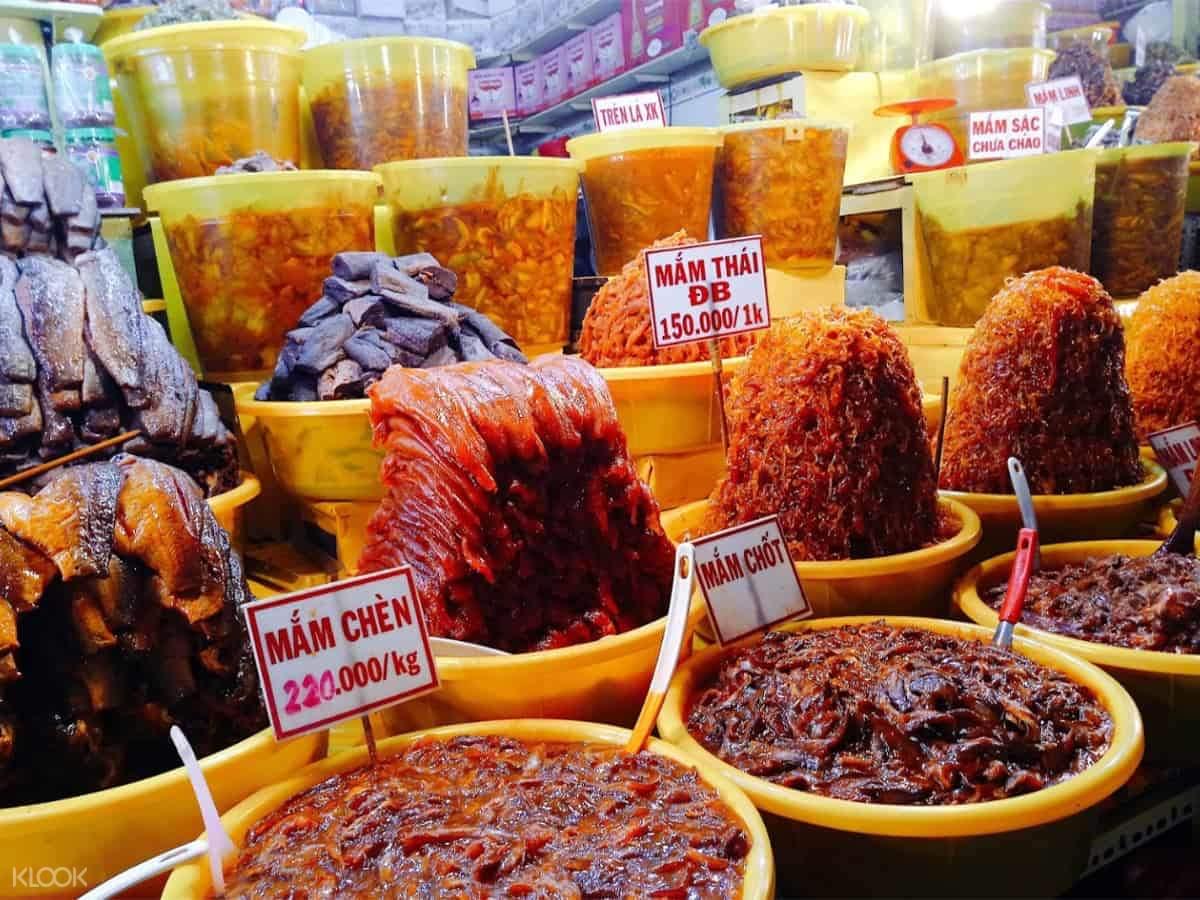 specialty of Chau Doc