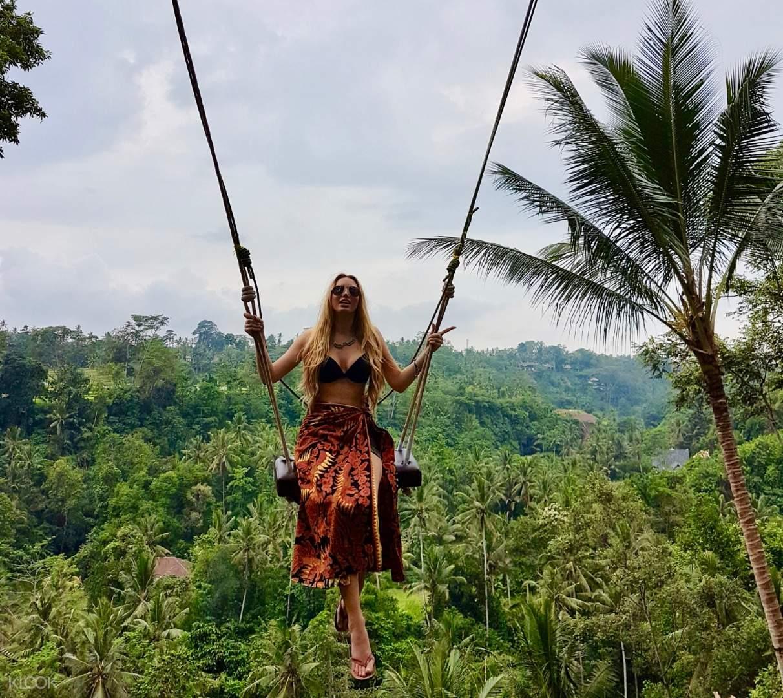 Bali Swing And Waterfalls Full Day Tour In Ubud, Bali