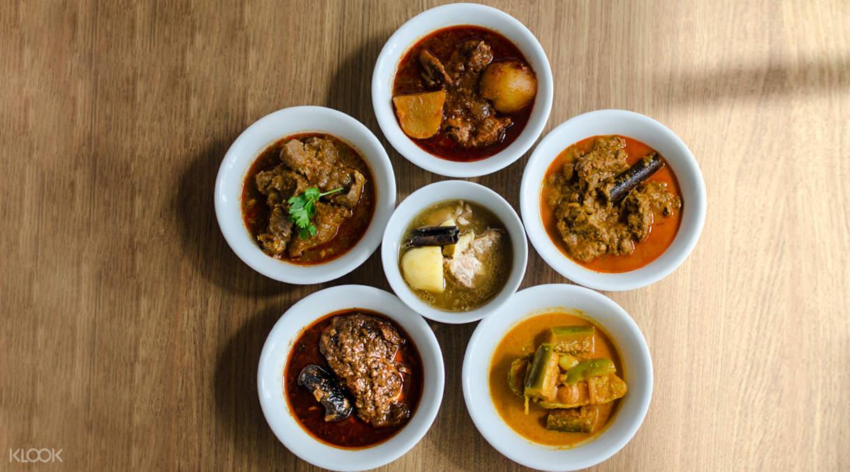 新加坡明地迷亚Mary's Kafe