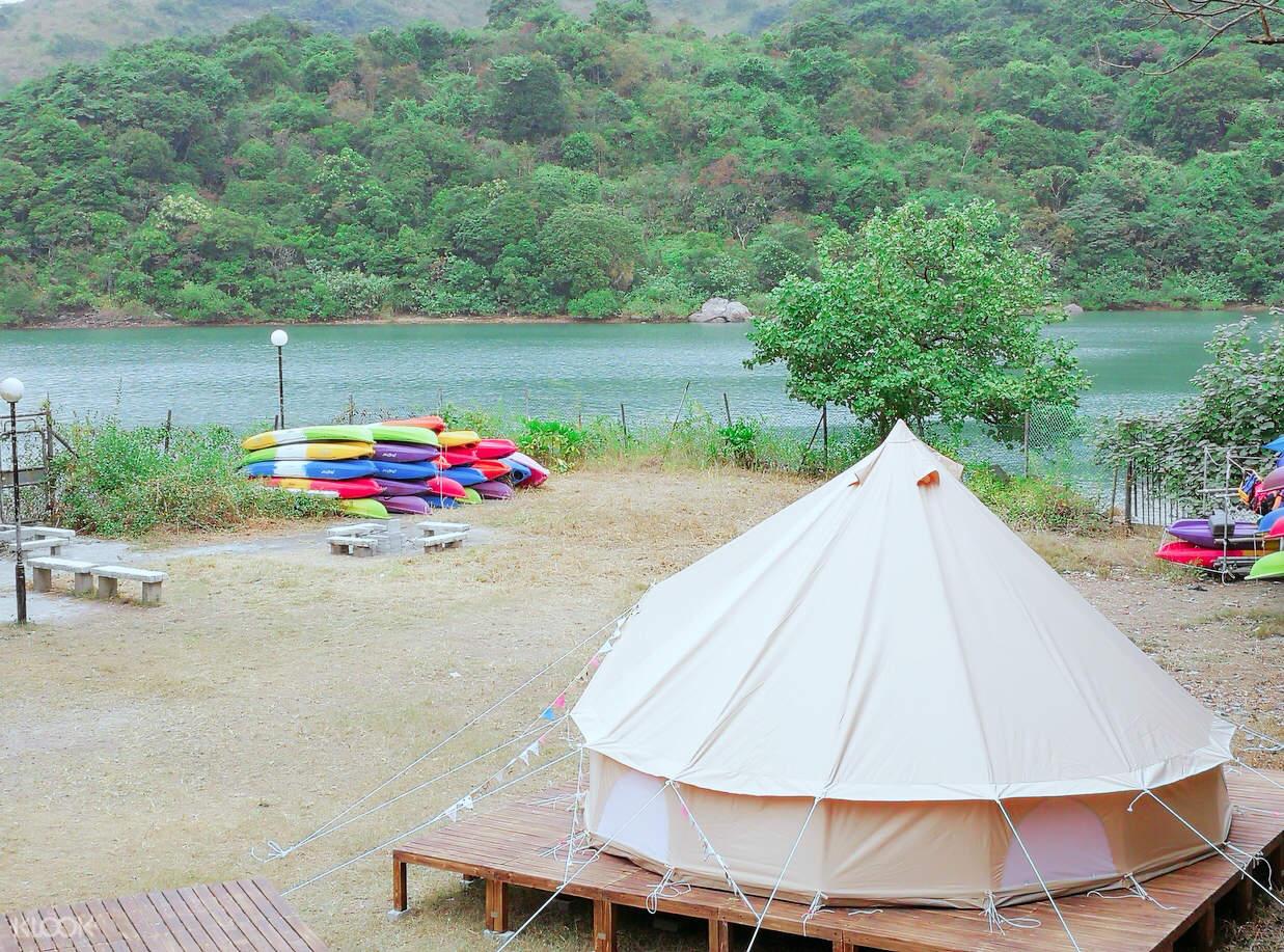 YHA Chek Keng Bell Tent