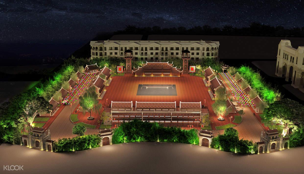 Grand World Phú Quốc - Vé Vào Cửa Các Điểm Tham Quan và Show Diễn