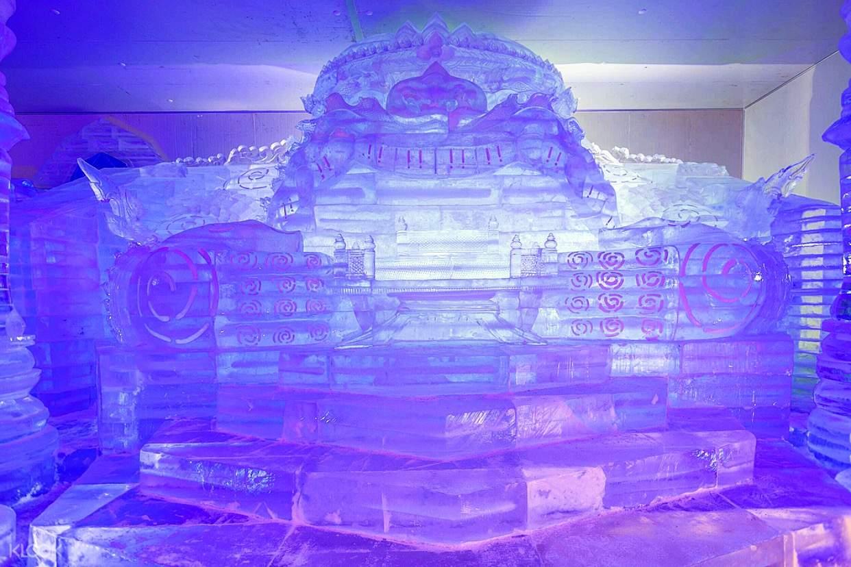 芭堤雅冰雪魔幻世界门票