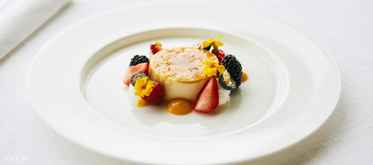 迪拜帆船酒店Al Muntaha頂層餐廳午餐/ 晚餐體驗