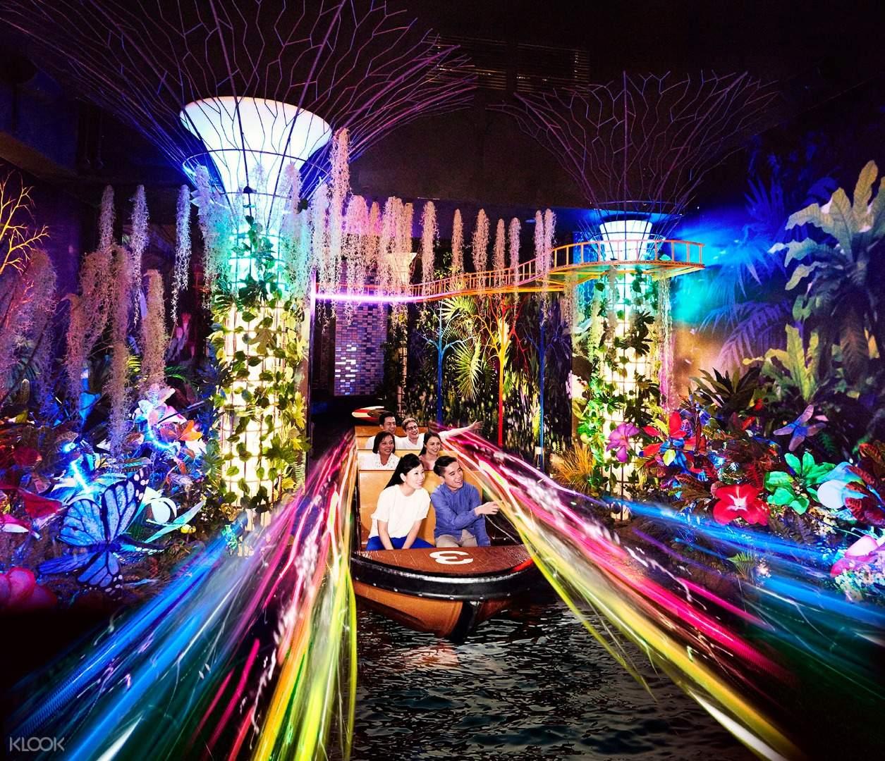 新加坡杜莎夫人蜡像馆