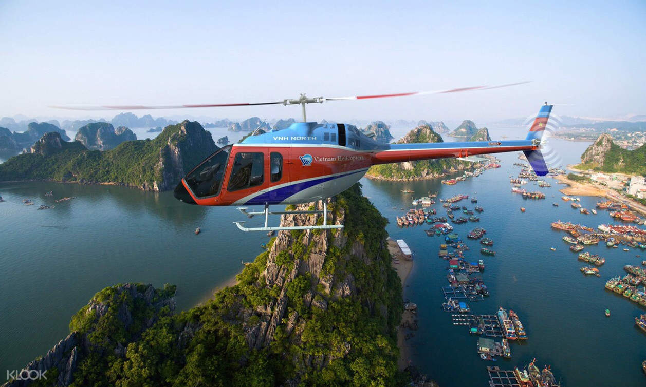 vietnam helicopter