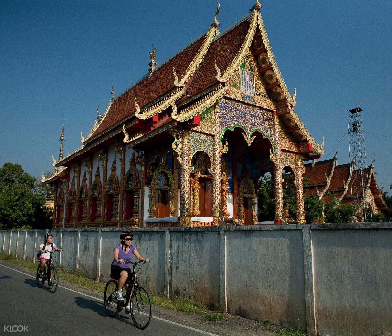 temple bike tour