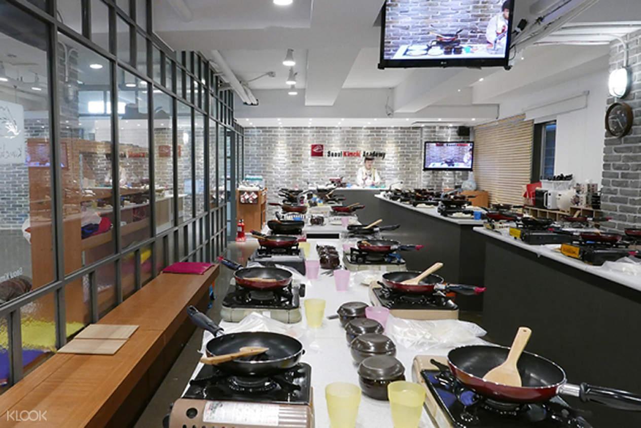 首爾泡菜,韓服文化體驗