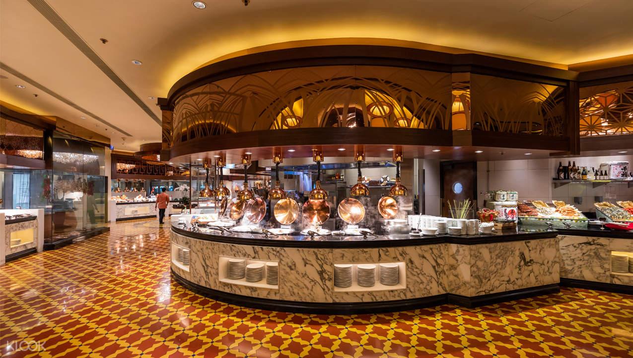 Grand Orbit Buffet Macau
