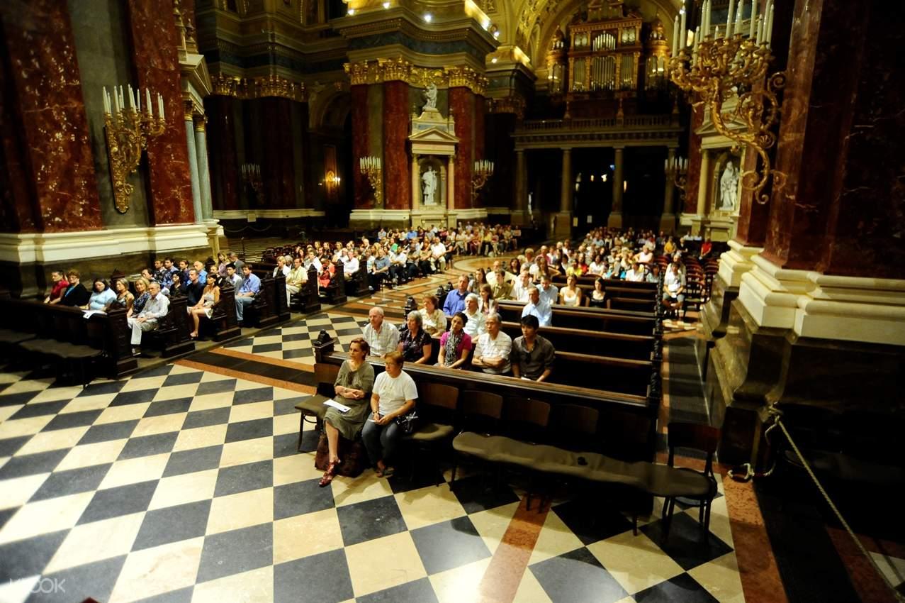 聖史蒂芬大教堂管風琴音樂會