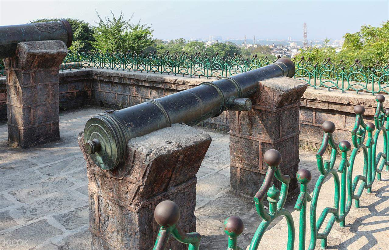 Uperkort Fort in Junagadh