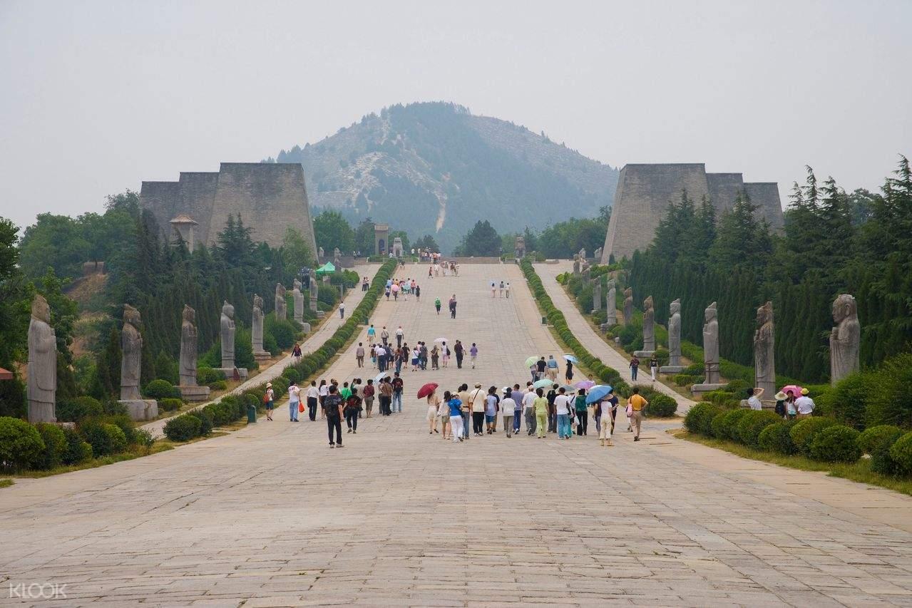 qianling mausoleum ticket