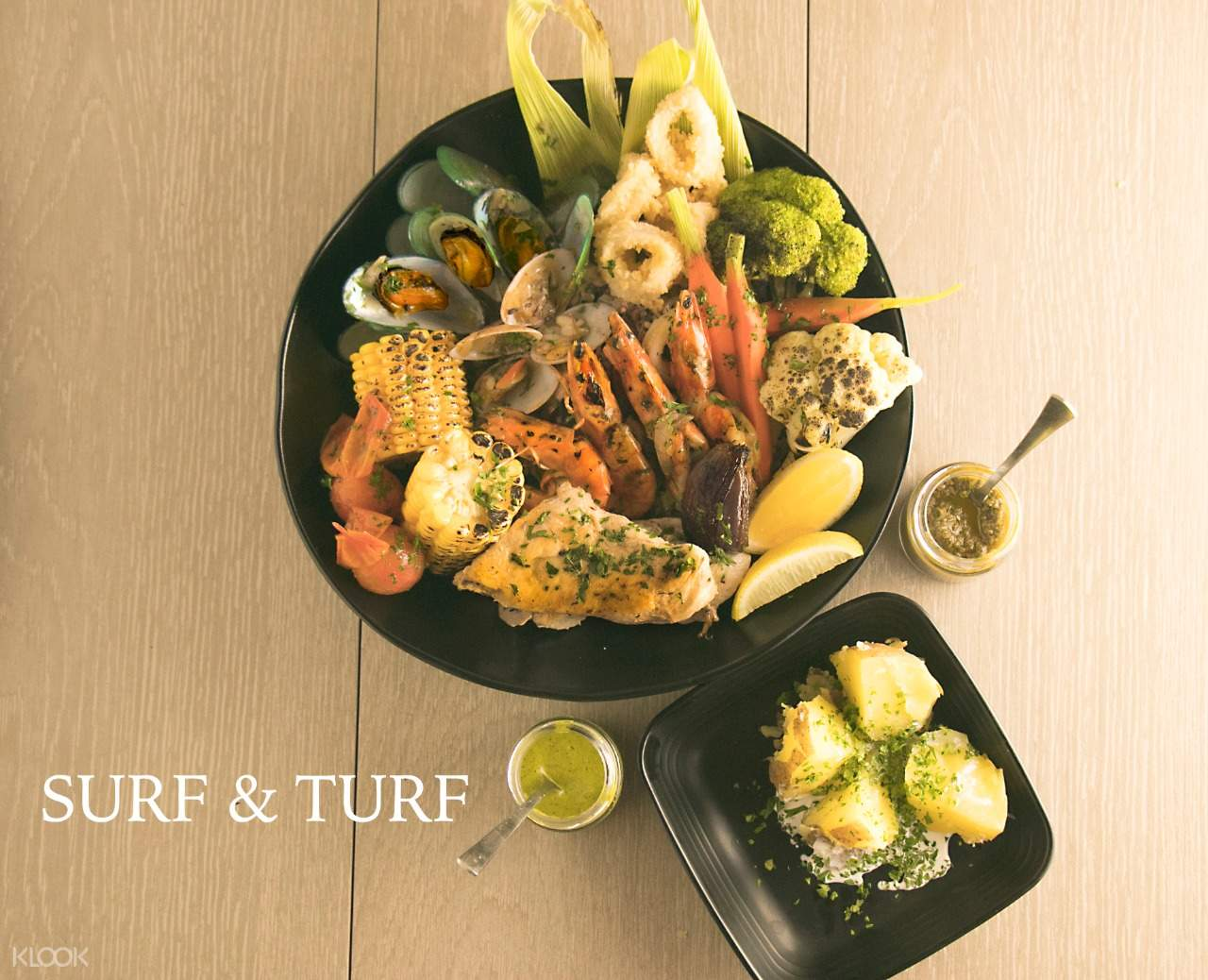 cebu ocean park aqua dining surf and turf