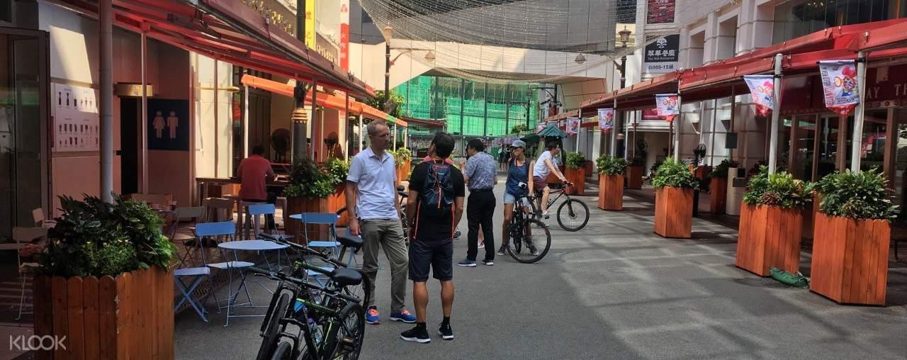 bike tour in macau
