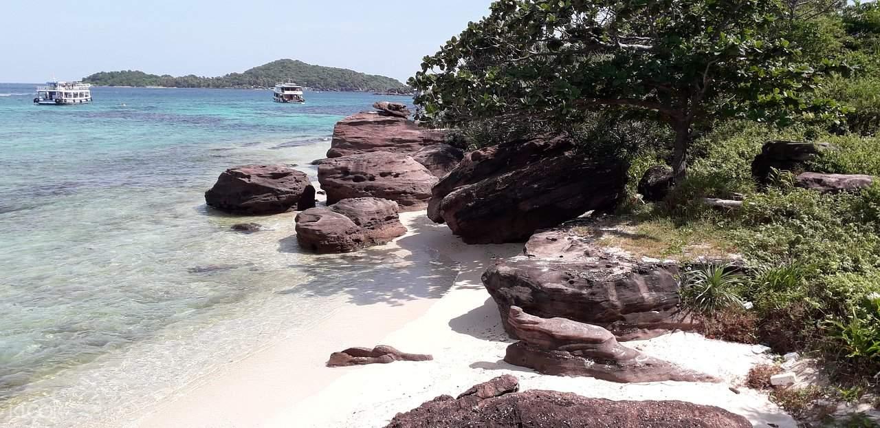 Phu Quoc 2 Islands Excursion Day Tour