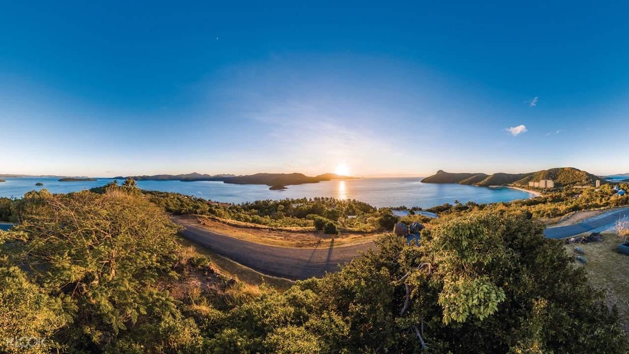 汉密尔顿岛生态游