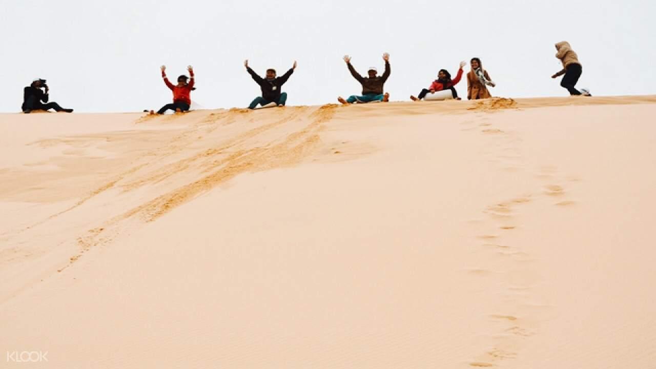 Tour Ngày Tham Quan Bãi Biển Kỳ Co và Eo Gió