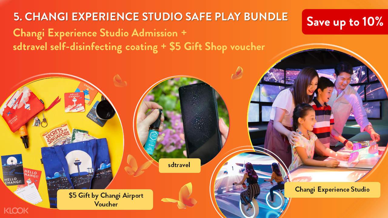 5. Changi Experience Studio Safe Play Bundle
