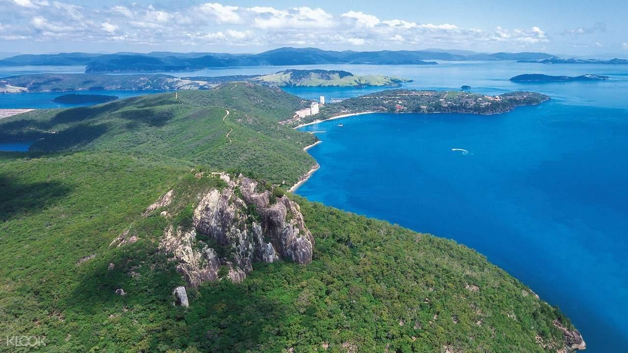 汉密尔顿岛自然生态游