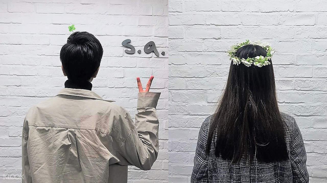 花冠 / 小草发夹