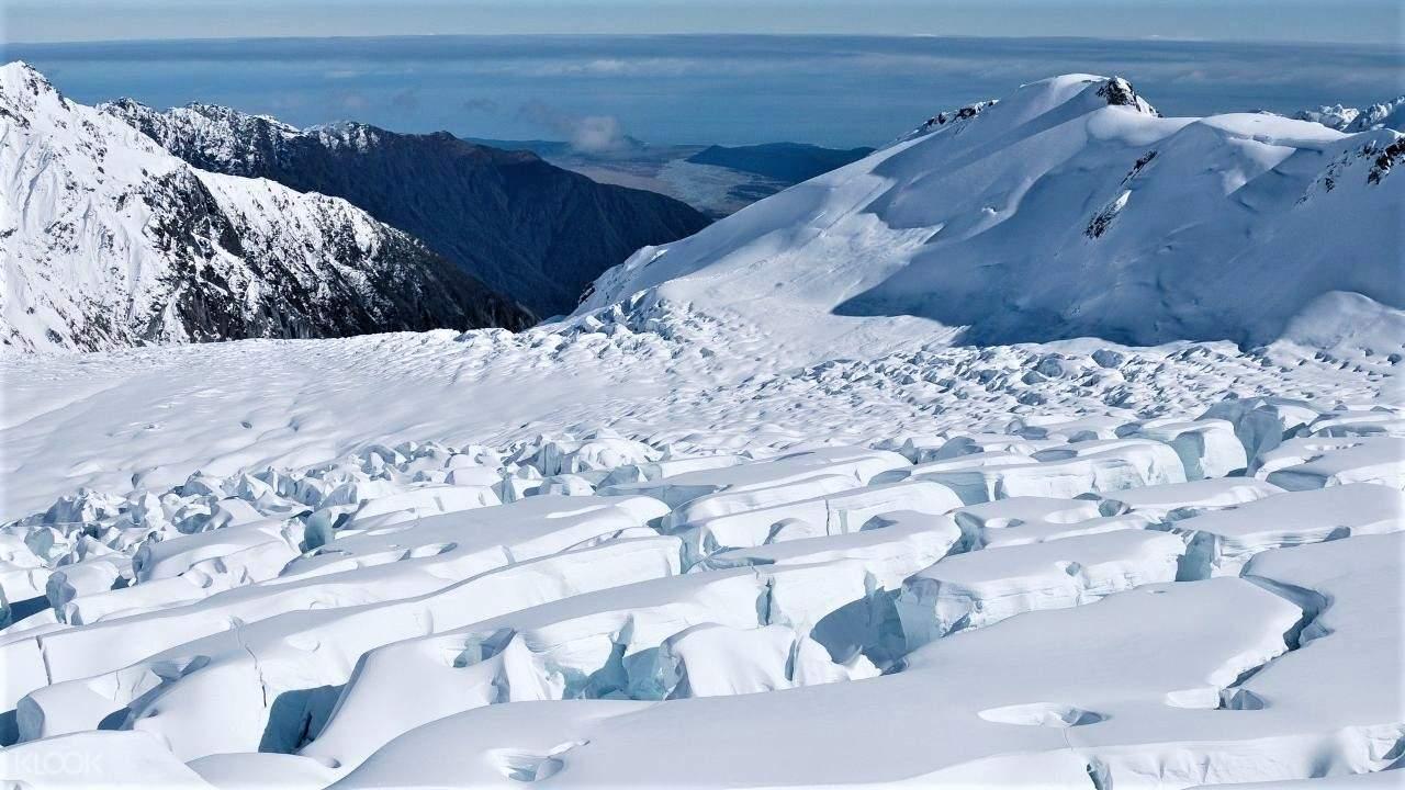 弗朗兹约瑟夫冰川